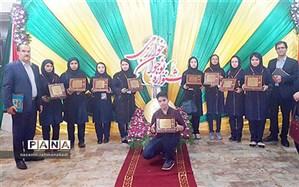 دانشآموزان کرمانشاهی با دست پر از جشنواره خوارزمی برگشتند