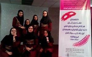 کسب رتبه اول کشوری گروه نمایشنامه خوانی دبیرستان دخترانه فرزانگان حکیم زاده ناحیه یک یزد