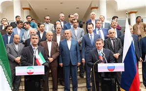 استاندار مازندران تأکید کرد: تفاهمنامه همکاری مازندران و ولگاگراد برای سرعت بخشیدن به تبادلات تجاری و بازرگانی
