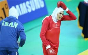 جام جهانی ووشو؛ زنان ایران گام اول را محکم برداشتند