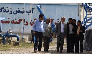 افتتاح و آغاز عملیات اجرایی 19 پروژه آبرسانی روستایی در مازندران