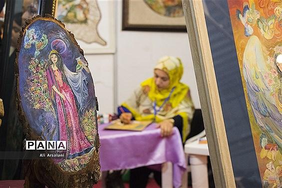 نمایشگاه ملی گردشگری و صنایع دستی در ارومیه-2