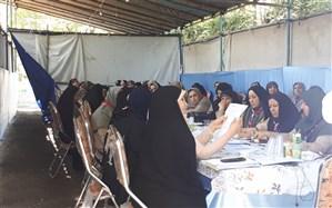 جلسه توجیهی کمیته استعدادیابی  سرداوران اردوی ملی پیشتازان برگزار شد