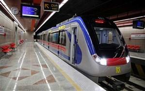 افزایش ساعت کار خط یک مترو برای عزاداران حسینی