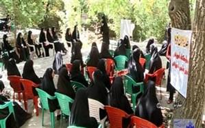 حضور بیش از 400 دانش آموز فارسی در  اردوی طلایه داران