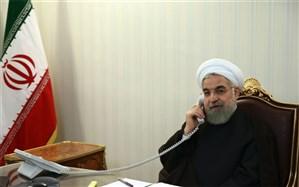 روحانی: ایران خواهان گسترش و تعمیق روابط با قطر است