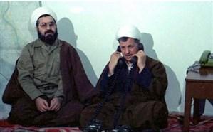 تصویر/ هاشمی و روحانی در جبهه