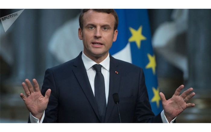 رئیس جمهوری فرانسه حفظ برجام را از اهداف اروپا اعلام کرد