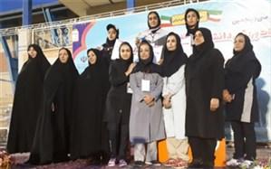 افتخارآفرینی دانش آموزان دختر استان همدان در مسابقات دو و میدانی کشور