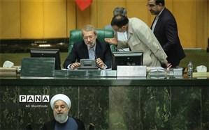 لاریجانی: موضوع سوال از رئیسجمهوری به قوه قضاییه ارسال نمیشود