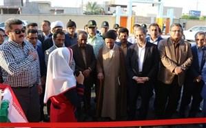 مدرسه امیر کبیر بردخون افتتاح شد