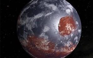 کشف دریاچه مخفی در قطب جنوب مریخ!