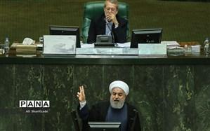 ترقی: روحانی با آرامش در مجلس  اجازه نداد دشمنان به انقلاب ضربه بزنند