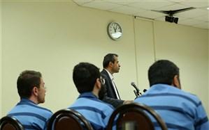 جزییات  سومین جلسه دادگاه شرکت نادین فرتاک پارسیان