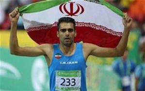 دوومیدانی بازیهای آسیایی 2018؛ مرادی به مدال نقره 1500 متر رسید