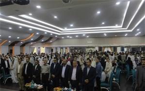 جشن  غدیر خم در اسلامشهر با حضور 500 زوج جوان