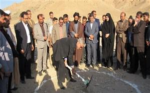 ساخت بزرگترین سازه آبخیزداری شرق کشور در خوسف آغاز شد