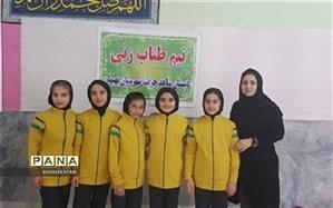 کسب مقام اول کشوری رقابتهای طنابزنی بهوسیله دانشآموزان خوزستانی