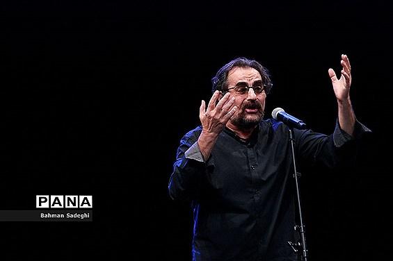 کنسرت رایگان شهرام ناظری بر مزار مولانا