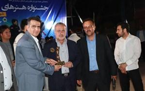 جشنواره هنر های رزمی در شهرک ناصرآباد برگزار شد