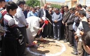 افتتاح و آغاز عملیات اجرایی 10 طرح عمرانی، آموزشی در همدان