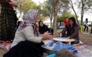 جشنواره مسابقات ورزشی بومی و محلی در برازجان برگزار شد