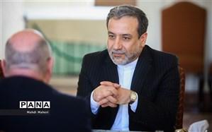 عراقچی: عواقب از سرگیری تحریمهای آمریکا علیه ایران نگرانکننده است