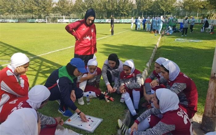 فوتبال زنان ایران