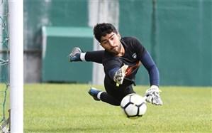 امیر عابدزاده بهترین گلر هفته چهارم لیگ برتر پرتغال شد