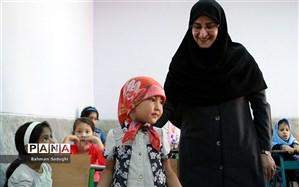 یک روز کنار نوآموزان اتباع در حاشیه تهران