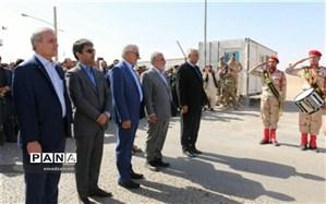 حضور استاندار هرات افغانستان در تایباد