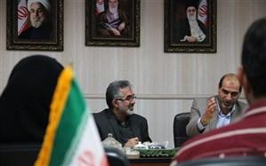اولین جلسه کمیته هماهنگی و برنامه ریزی طرح ایران مهارت متوسطه اول برگزار شد