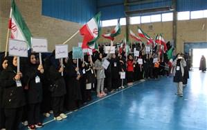 شرکت حدود ۹۰۰ نفر در مسابقات فرهنگی و ورزشی کارکنان آموزش و پرورش استثنایی