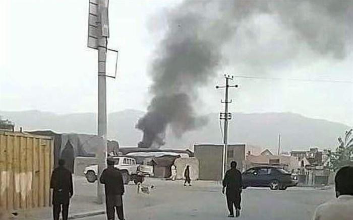 انفجار غرب کابل پایتخت افغانستان را لرزاند