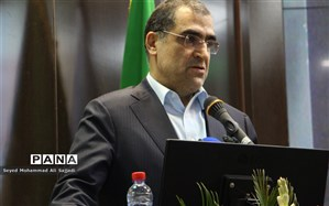 حضرتی: وزیر بهداشت استعفا داده و دولت به دنبال جایگزین است