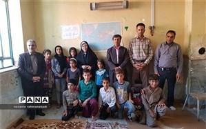 دانشآموزان مناطق زلزلهزده در انتظار مهری شاد و پر نشاط هستند
