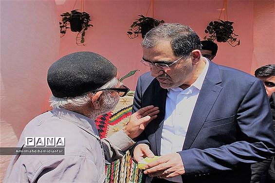 افتتاح پروژه های درمانی در شهرستان های قائنات و فردوس با حضور وزیر بهداشت