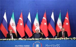 فردا؛ روحانی، پوتین و اردوغان درباره «سوریه» گفتوگو میکنند