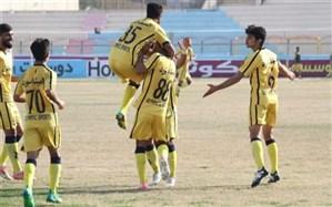 لیگ آزادگان؛ فجر اولین برد فصل را جشن گرفت