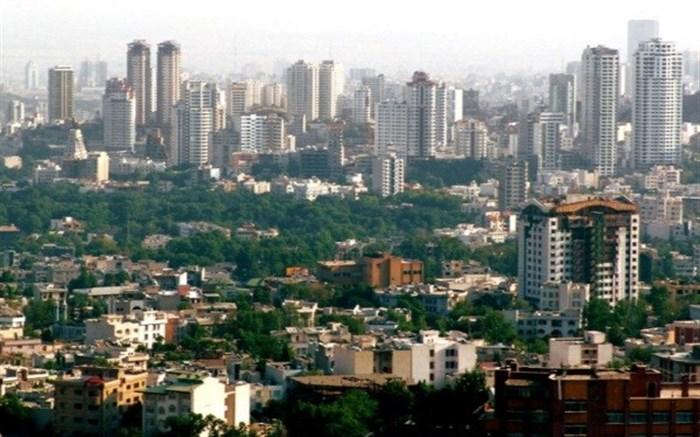 تهران - ساختمانهای بلندمرتبه