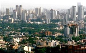 تهران چند آپارتمان دارد
