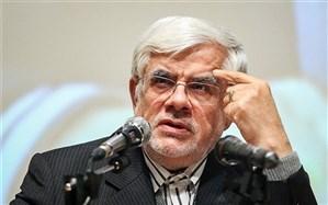 انتقاد عارف از ارسال پیامکهای تهدیدآمیز به نمایندگان مجلس و اعضای مجمع درباره پالرمو