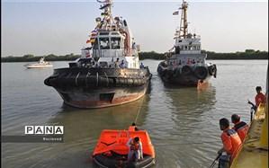 آمادگی بندر خرمشهر برای انتقال زائران عتبات از طریق مسیر دریایی