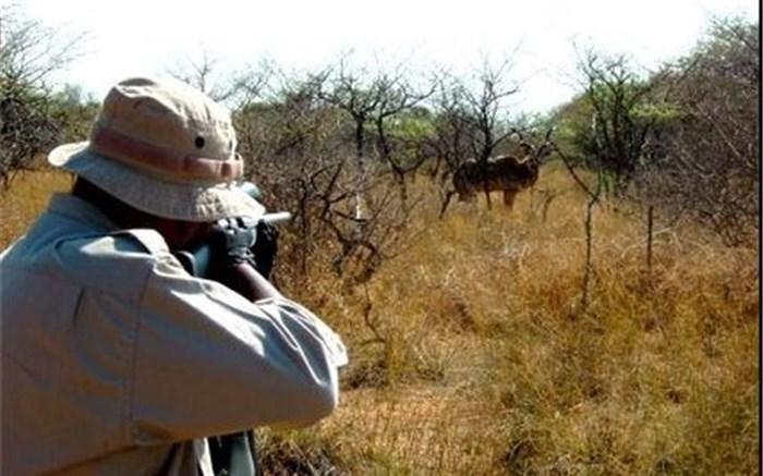 شکارچی غیر مجاز