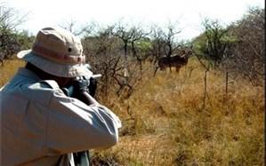 """کشف دو قبضه اسلحه از شکارچیان قوچ و میش وحشی در """"کوههوای"""" لامرد فارس"""
