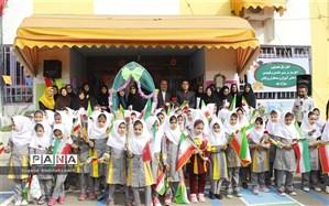 زنگ مانور بازگشایی مدارس در مازندران نواخته شد