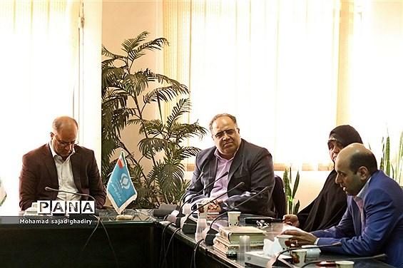 انتصاب « عباس باستانی » به عنوان مدیر سازمان دانش آموزی شهر تهران