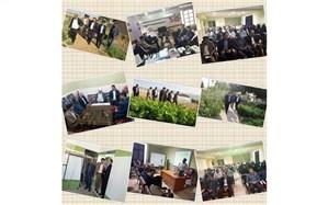 مدیرکل آموزش وپرورش ایلام و هیات همراه از آموزش و پرورش چرداول بازدید کرد