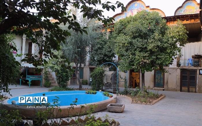 خانه سعادت  (خانه صنایعدستی شیراز)