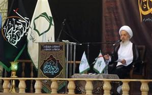 آیت الله مکارم شیرازی خطاب به مجلس: باید  از استیضاح وزیرانی که در حال جنگ با دشمن هستند صرفنظر کرد
